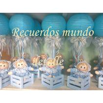 Tiernos Centro De Mesa Para Bautizo Bienvenida Del Bebe Baby