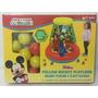 Pelotero Inflable Disney Mickey Con 15 Pelotas Clt Jyj3286