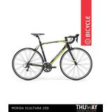 Bicicleta Ruta Merida Scultura 200 R700 Talle Xs - Thuway