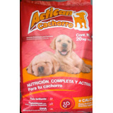 Actican Croqueta Cachorro Extracalcio25%protein Enviogratis
