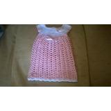 Vestido Para Bebe En Crochet!