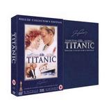 Box Titanic, Edição Do Colecionador, 4 Discos