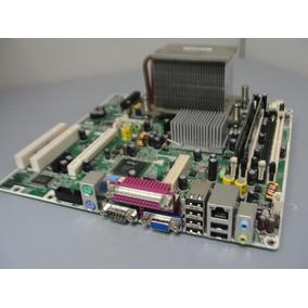 Placa Mãe Pc Foxconn 410146-001 1gb Memória Ddr2 Pentium 4