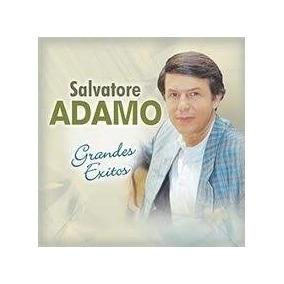 Vinilo Adamo Salvatore Grandes Exitos En Castellano Nuevo!!!