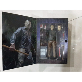 Jason Voorhees 4 Ultimate Neca Viernes 13 Hot Freddy Chucky
