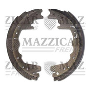 Sapata De Freio Ford F250 Super Duty - Marca Mazzicar