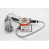 Encoder Conector 6 Cables Entrada Cuadro Refacción Bordadora