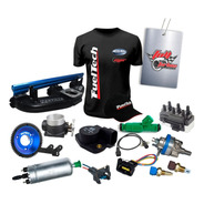 Kit Para Injeções Programáveis Opala 6c S/ Fueltech +12x S/j
