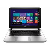 Laptop Hp - Intel Pentium N3530, 4gb, Hd 500gb, 15.6