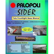 Rollo Tela Sider 900gr/m2 Ancho 3.00m Largo 50m Palopoli