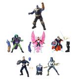 Colección Completa Avengers Legends 6