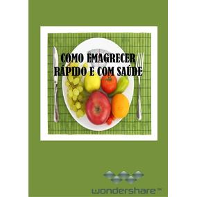 E-book Como Emagrecer Rápido E Com Saúde