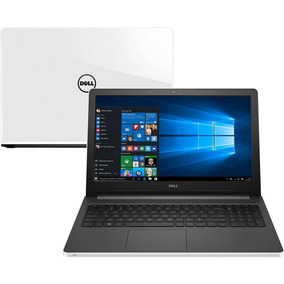 Notebook Dell Inspiron I15-5566-a60b Core I5 8gb 1tb 15.6