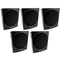 Caixa Som Ambiente Original Sony 30w Rms 3ohms Kit 5 Peças