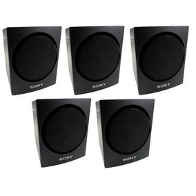 Caixa Som Ambiente Original Sony 30w Rms 3ohms Kit 6 Peças
