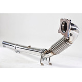 Downpipe 2.0 Tfsi Tsi 1.8t Vw Seat Audi Golf Leon Turbo Gcp