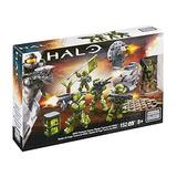 Mega Bloks De Halo Unsc Fireteam Tauro Envío Gratis