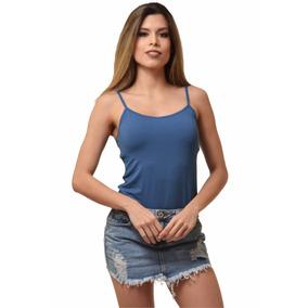 Blusa Marrom De Alca Fina Tamanho P - Camisetas e Blusas no Mercado ... 6db710bc8c2