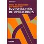 Investigacion De Operaciones. Thierauf