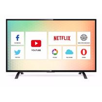 Smart Tv Led 32 Rca L32nsmart Hd Netflix Envio Gratis