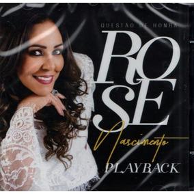 Cd Rose Nascimento - Questão De Honra - (playback)