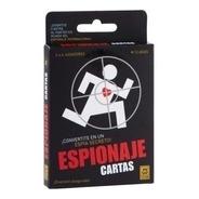 Juego De Mesa - Espionaje Juego De Cartas - 6 Cuotas