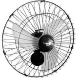 Ventilador Oscilante De Parede 60cm / Tufão Loren Sid Bivolt