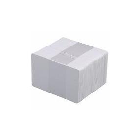Tarjetas Pvc Zebra Para Carnets Paquete 100 Unidades