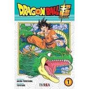 Manga - Dragon Ball Super - Elige Tu Tomo 6 Cuotas