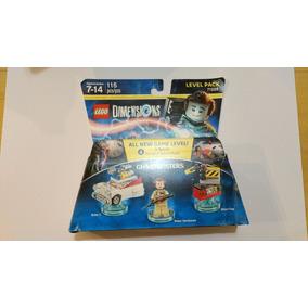 Lego Dimensions Ghostbusters - Cazafantasmas Nuevo Sellado