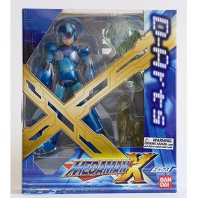 Megaman X Raro D-arts Bandai Lacrado Original