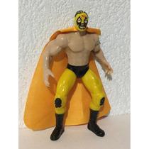 Mil Mascara Luchador Cmll Muñeco Figura Articulada Con Envio