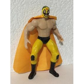 Mil Mascaras Luchador Cmll Muñeco Figura Articulada