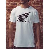Remera Honda Wing Classic - Tamburrino Hnos