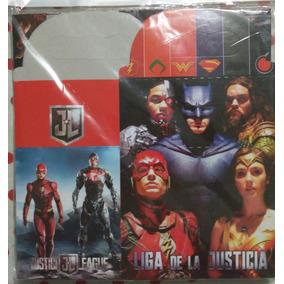 Aquaman Liga Justicia Set 50 Cajitas Dulceras Feliz Dc Envio
