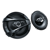 Parlantes Sony Coaxiales De 5 Vías Y 16cm (6,3 ) Xs-n1650
