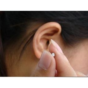 Nano Auricular Inalambrico Espia Policial Sebin Cicpc Nuevo