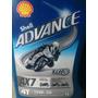 Aceite Shell Advance Moto Semisintetico 4 Tiempos 15w50