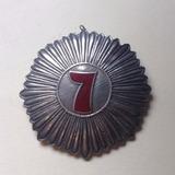 Medalla Bomberos De La Punta En Plata 1945 - 1970