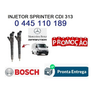 Bico Injetor Bosch Sprinter Cdi 311 313 2.2 (0445110189)
