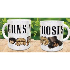 Taza Guns And Roses Guns N