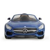 Montable Electrico Auto Mercedes Benz Azul Injusa 6v