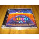 Cd Soundtrack Pelicula Coco / Disney (nuevo Y Sellado) 2 Cds