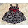 Vestido Menina Importado Infantil Festa Feminino 2 Anos