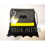 Bolsitas Golosineras, Souvenirs Batman Con Capa