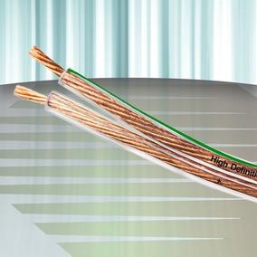 Diamond Cable Dmd Ofc Flat Cabo Caixa Acústica Bitola 2,5mm2
