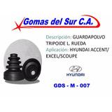 Guardapolvo Tripoide Lado Rueda Hyundai Accent-excell-getz