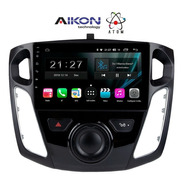 Central Multimidia Focus 14 15  16 17 18 19 Android 8 Aikon