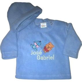 Sweters De Bebes Personalizados+gorrito Nacimiento Baby Show