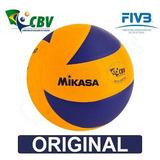 badbcb2f2b994 Bola De Vôlei Mva 300 Mikasa Com Logo Cbv - Bolas de Vôlei no ...
